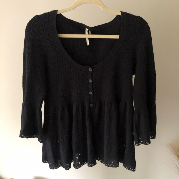 JUST IN!!! Bohemian Chic Crocheted Pullover Super cute and